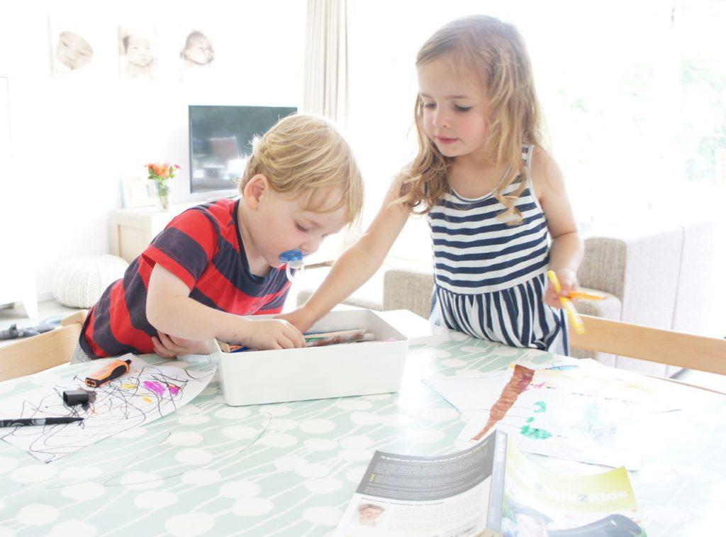 Coöperatief gedrag bij kinderen